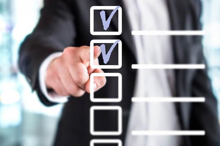 Lista de verificación para evaluar el trabajo del auditor externo