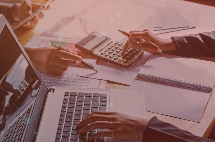¿Cómo digitalizar declaraciones mensuales de impuestos para realizar una prueba de auditoría?