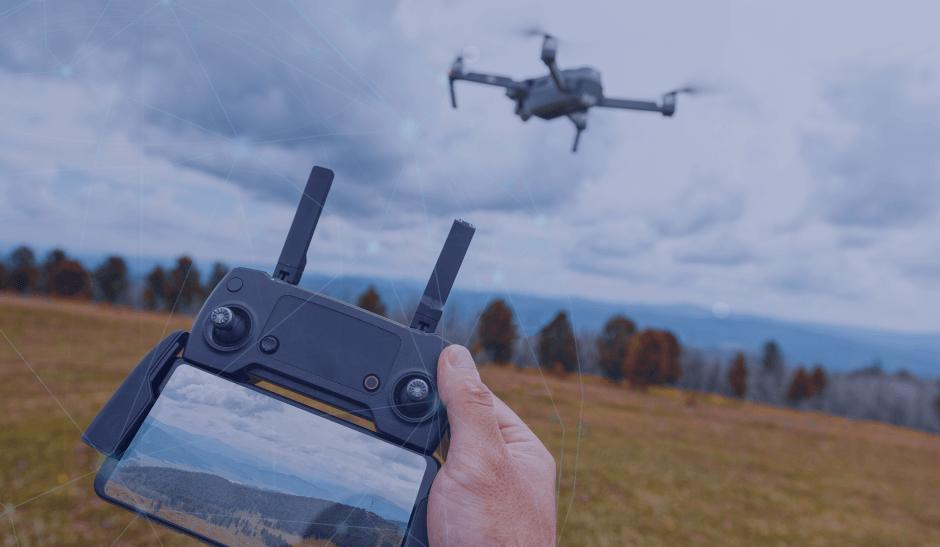 La auditoría y los drones