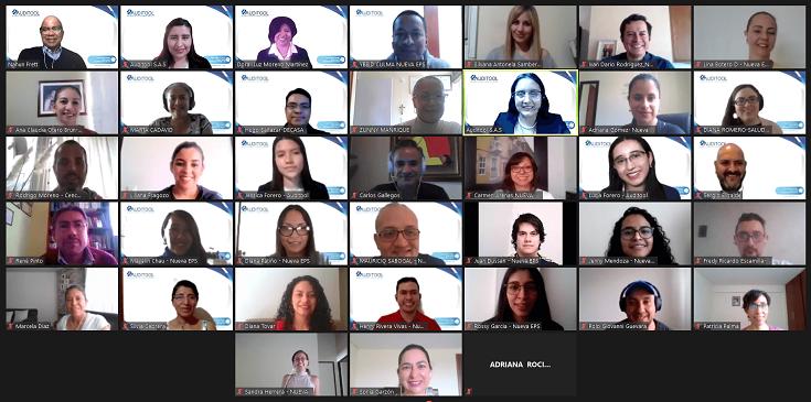 Testimonios Curso Taller Presencial Online: Programa de Auditoría de Clase Mundial.
