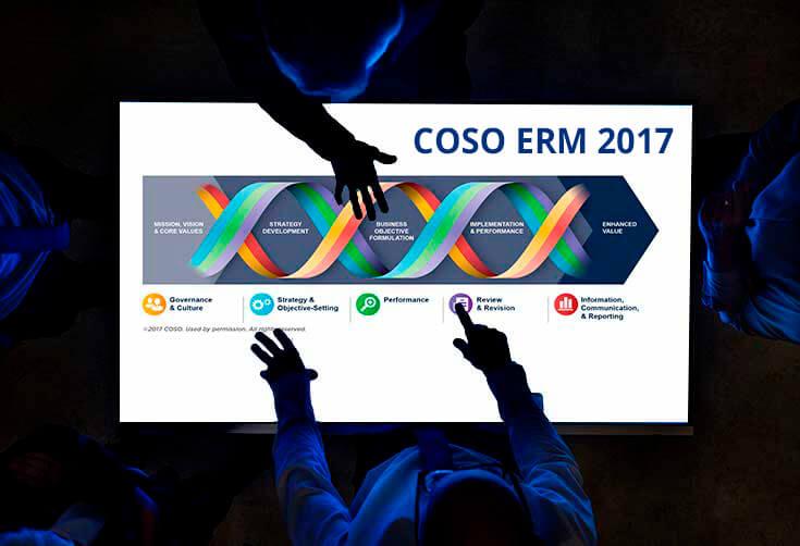 Webinar IAI Ecuador - COSO ERM - Fausto Racines