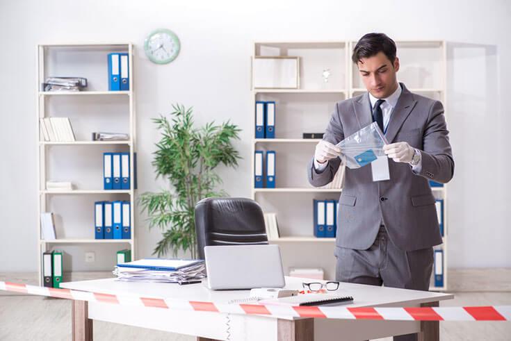 ¿Cómo se debe manejar la evidencia de un fraude empresarial? - VIDEO ABIERTO