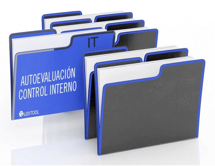 Autoevaluación del Sistema de Control Interno de un Proceso de Controles Generales de IT
