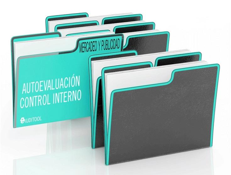 Autoevaluación del Sistema de Control Interno de un Proceso de Mercadeo y Publicidad
