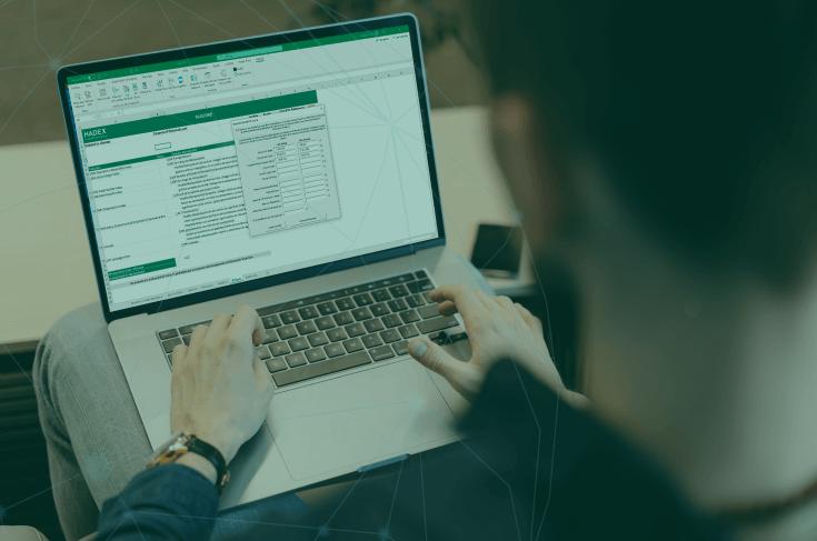 Herramienta de información financiera - M-Score