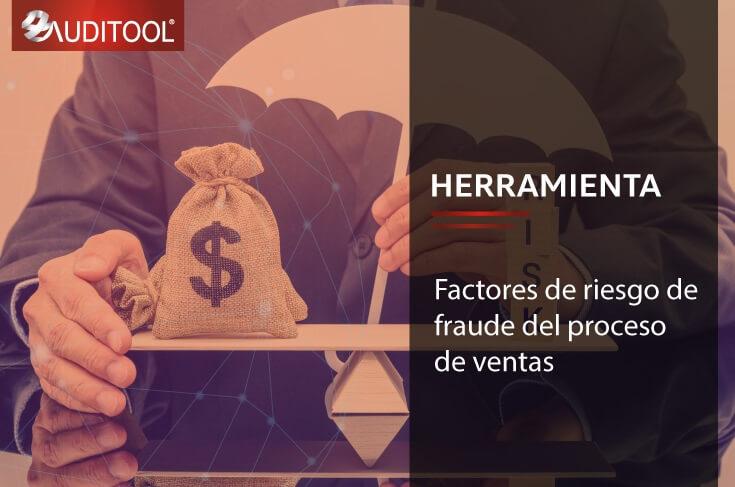C-PL 003 Factores de riesgo de fraude del proceso de ventas