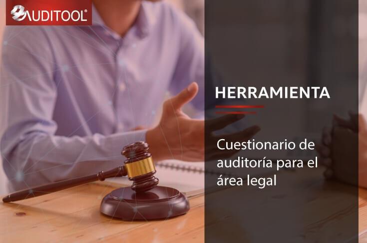 C-PL 017 Cuestionario de auditoría para el área legal