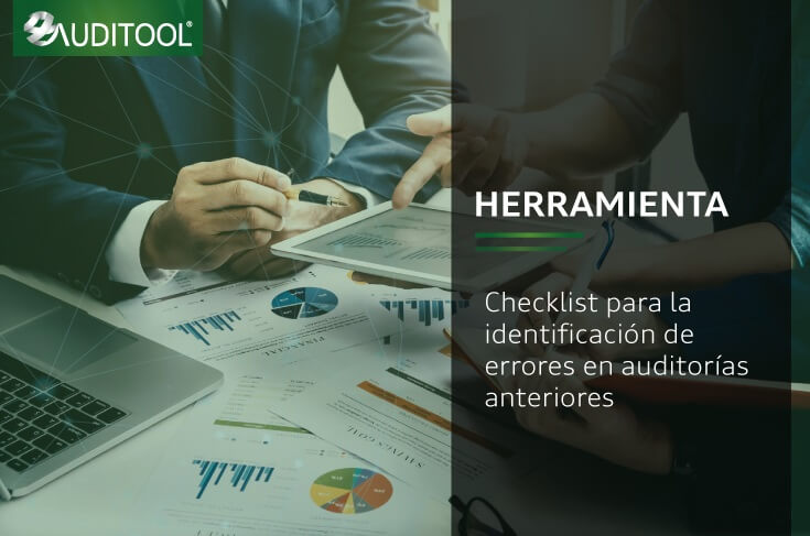 AP-08 Checklist para la identificación de errores en auditorías anteriores