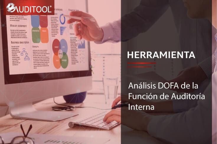 B-ADA 001 Herramienta para el análisis DOFA de la función de auditoría interna