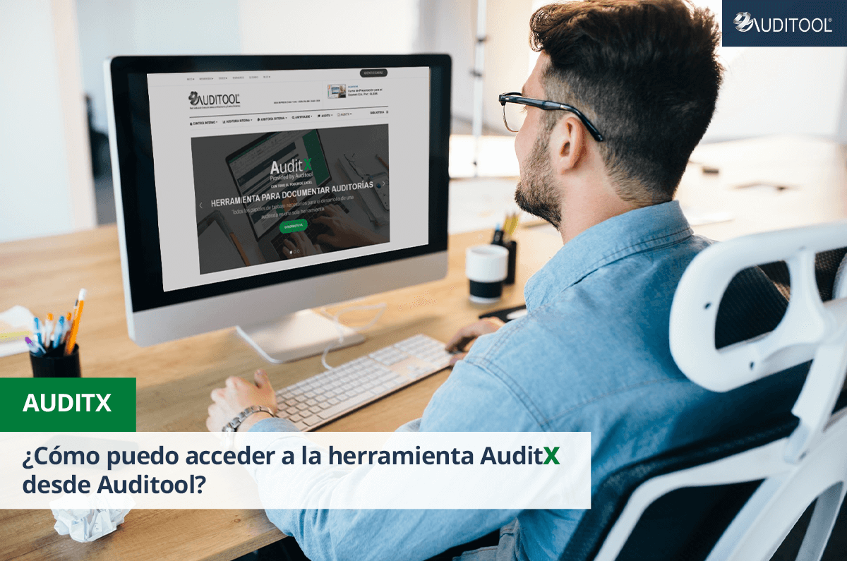 ¿Cómo puedo acceder a la herramienta AuditX desde Auditool?