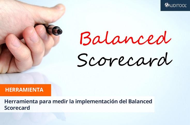 Herramienta para medir la implementación del Balanced Scorecard