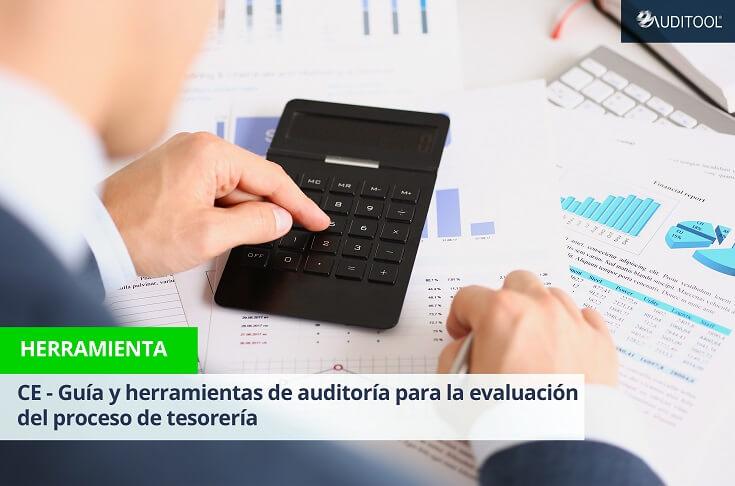 CE - Guía y herramientas de auditoría para la evaluación del proceso de tesorería