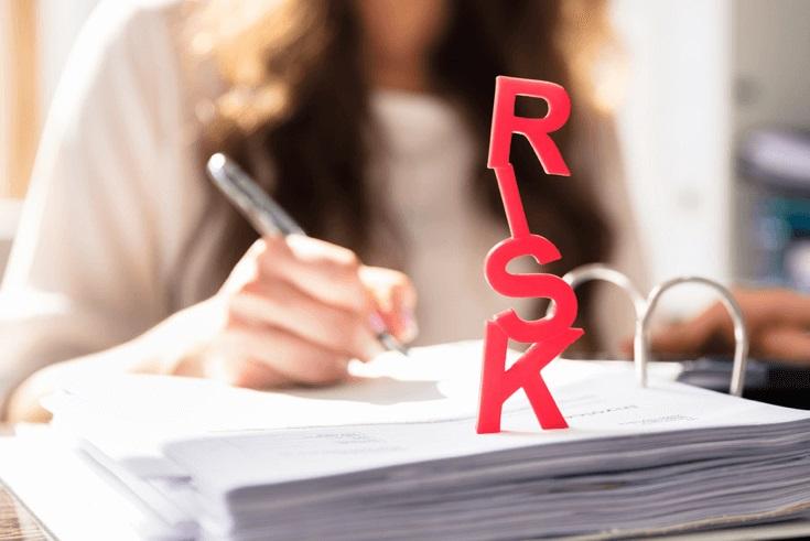 Checklist para identificar factores de riesgos en trabajos de auditoría