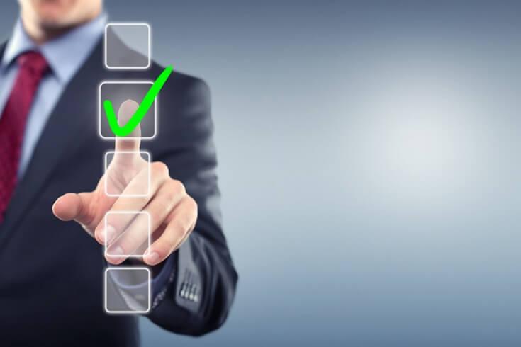 Checklist diagnóstico general del sistema de control interno para el Comité de Auditoría - Actividades de Control