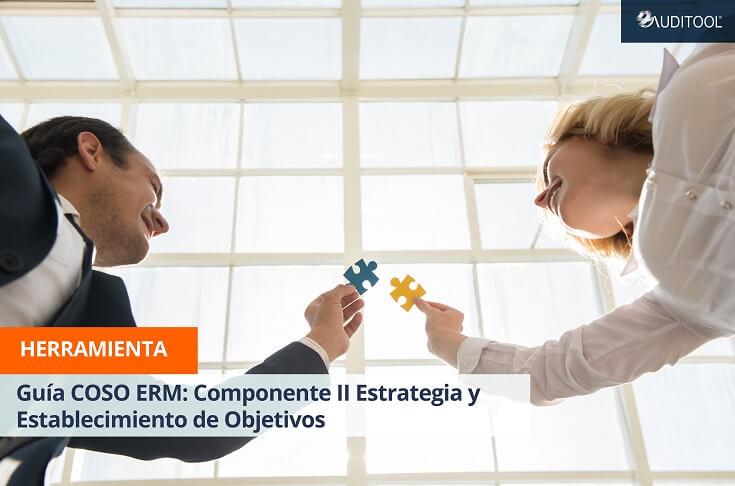 Guía COSO ERM: Componente II Estrategia y Establecimiento de Objetivos