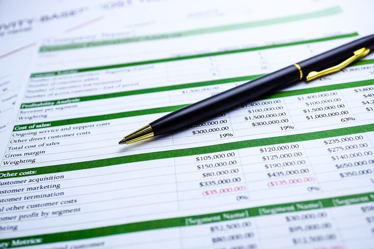 Controles de un proceso de contabilidad