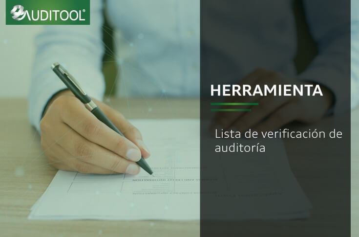 FA-10 Lista de verificación de auditoría