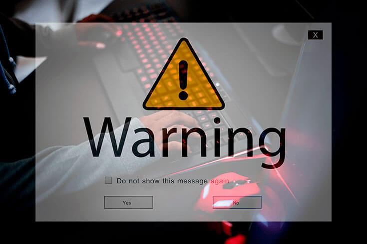 Señales de Alerta de Fraude de IT
