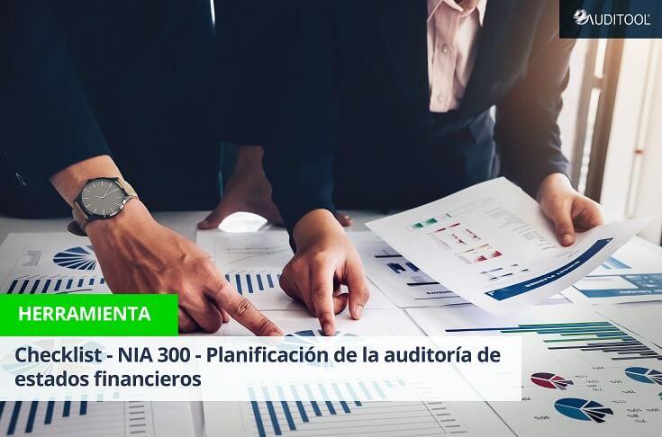 Checklist - NIA 300 - Planificación de la auditoría de estados financieros
