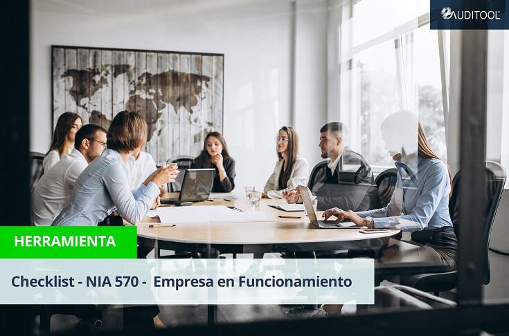 Checklist - NIA 570 - Empresa en Funcionamiento