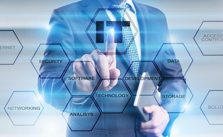 Política para la administración de la información IT