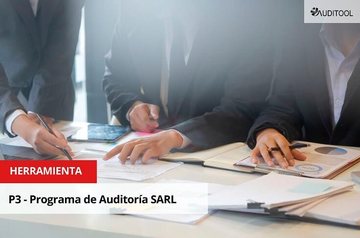 P3 - Programa de Auditoría SARL