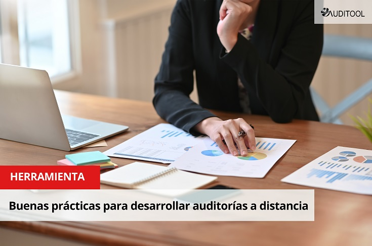 Buenas prácticas para desarrollar auditorías a distancia