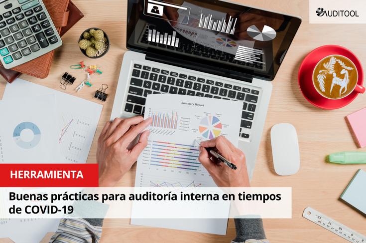 Buenas prácticas de auditoría interna en tiempos de COVID 19