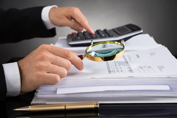 Controles de un proceso de conciliaciones bancarias