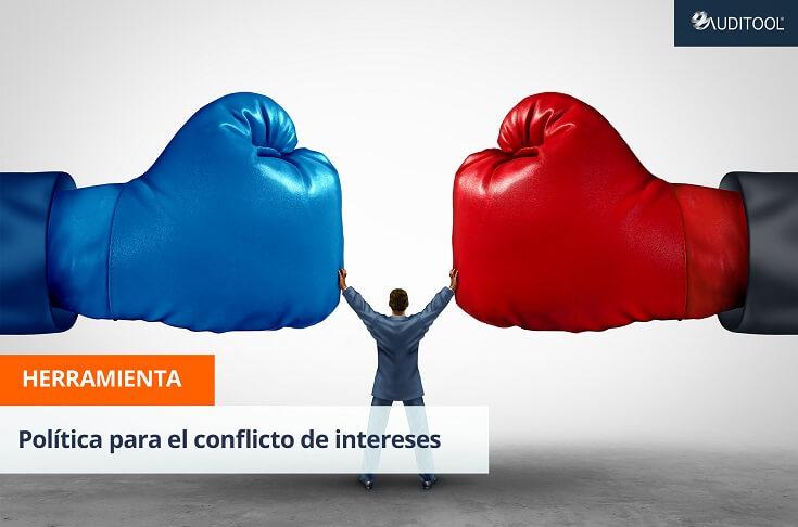 Política para el conflicto de intereses