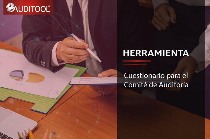 C-PL 025 Cuestionario para el Comité de Auditoría