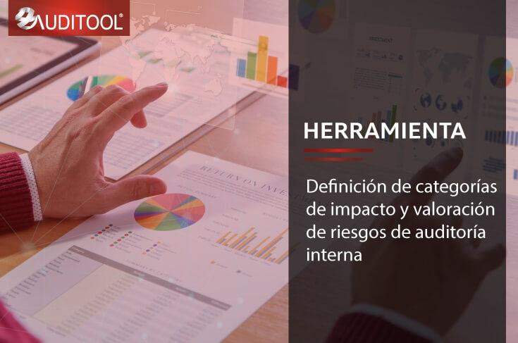 C-EVR 001 Definición de categorías de impacto y valoración de riesgos de auditoría interna