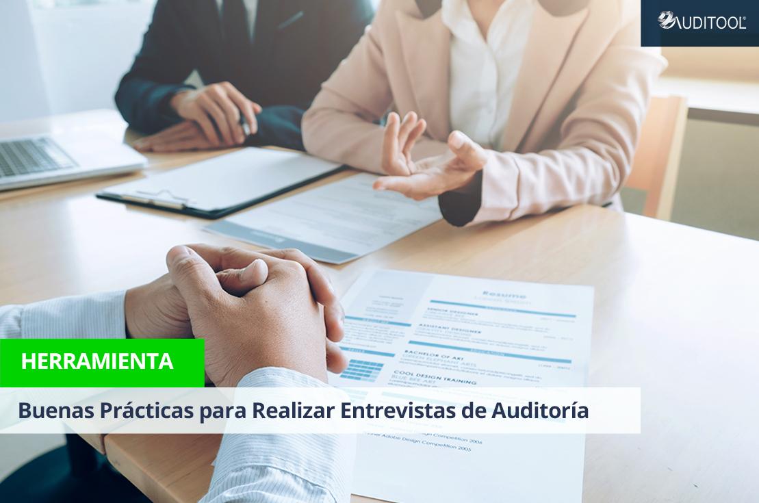 Buenas Prácticas para Realizar Entrevistas de Auditoría