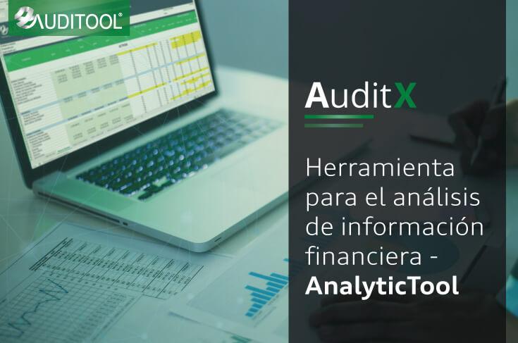 Herramienta para el análisis de información financiera - AnalyticTool