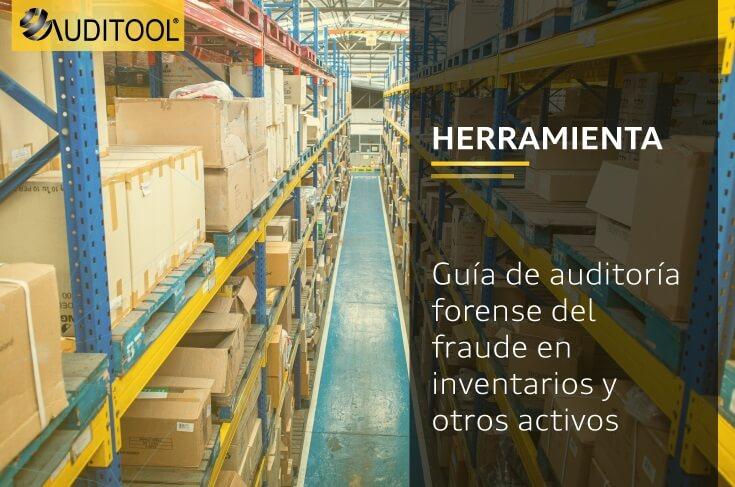 Guía de auditoría forense del fraude en inventarios y otros activos
