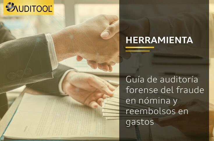 Guía de auditoría forense del fraude en nómina y reembolsos de gastos