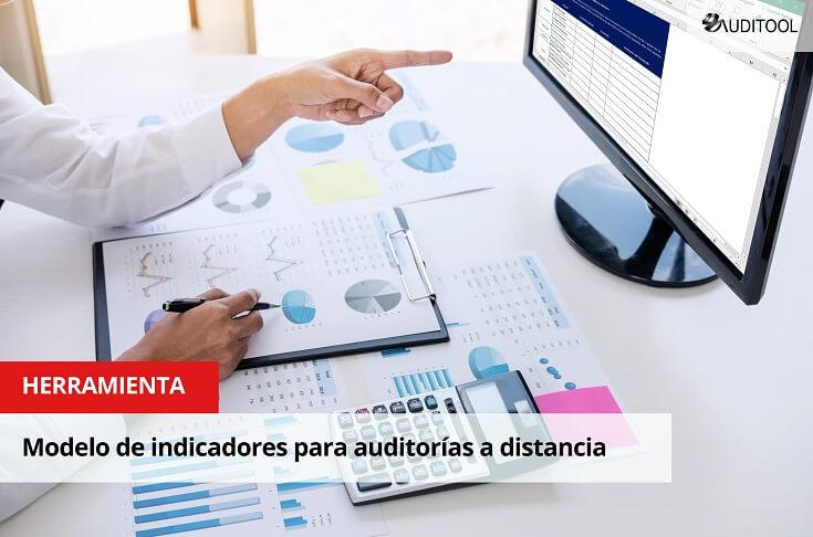 Modelo de indicadores para auditorías a distancia