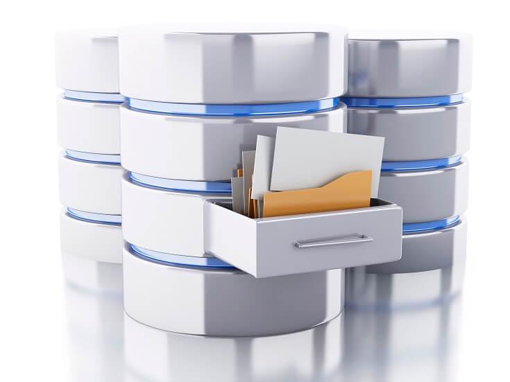 Matriz para la Administración de Datos