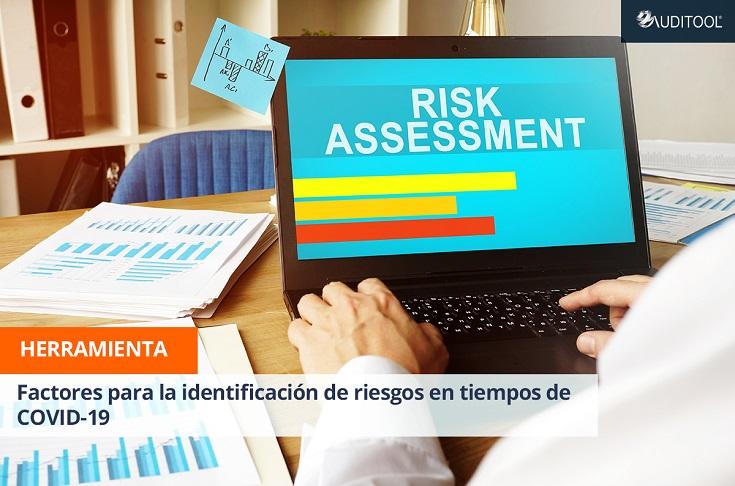 Factores para la identificación de riesgos en tiempos de COVID-19