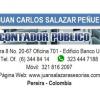 Juan Carlos Salazar Peñuela