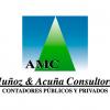Muñoz & Acuña Consultores Contadores Públicos y Privados | Aymerich - Muñoz & Col. Contadores Públicos Autorizados y Consultores